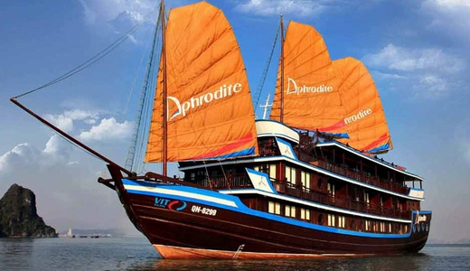Halong Aphrodite cruise 3 days 2 nights