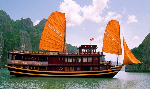 Halong Calypso cruise 3 days 2 nights