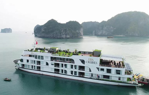 Halong Era cruise