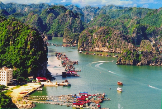 Halong bay - Cat Ba island 3 days