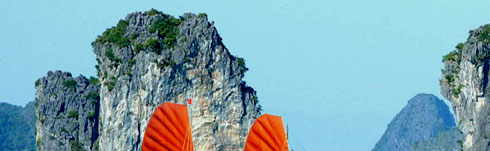 Halong hotels resorts