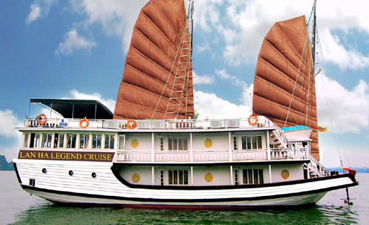 Halong Lan Ha Legend cruise