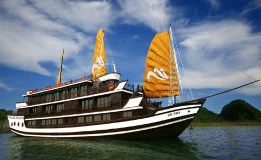 Halong paradise cruise 3 days 2 nights