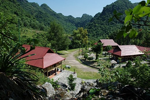 Suoi Goi Ecolodge Resort