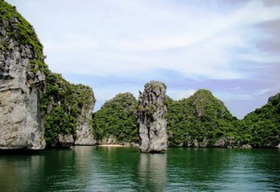 Halong bay celebrates 20 years as a World heritage